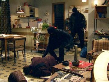 Diego Durán, asaltado en su casa por unos delincuentes