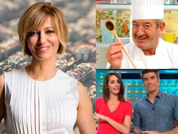 Antena 3 lidera la Mañana