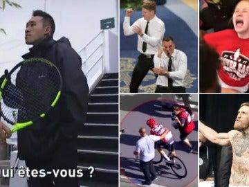 Las noticias más virales de Deportes en 2017
