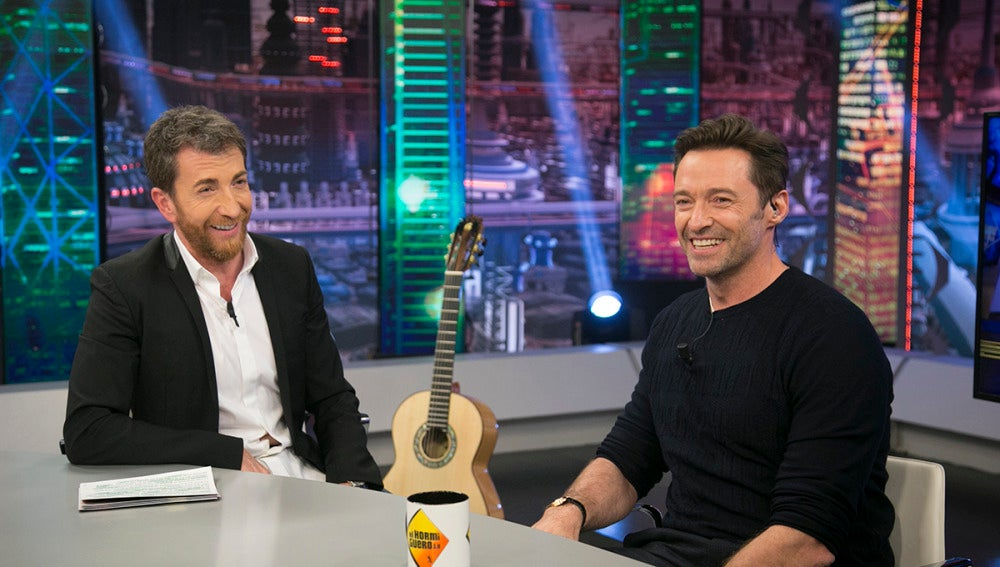 """Hugh Jackman: """"Ser perfecto es aburridísimo, significa que no estás corriendo riesgos"""""""