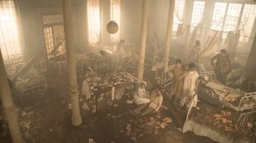 La explosión de una bomba siembra el pánico en el hospital de las Damas Enfermeras
