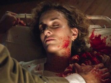 Fidel y Vicente operan a Susana al borde de la muerte