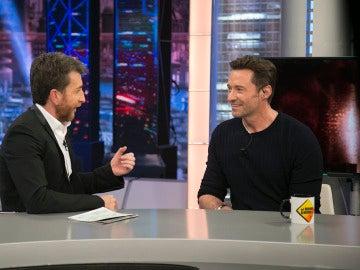 Hugh Jackman habla en 'El Hormiguero 3.0' sobre el día que salvó la vida a Zac Efron