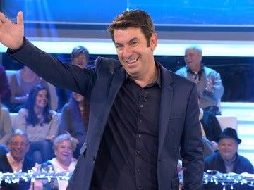 El chiste Arturo Valls para los eternos solteros