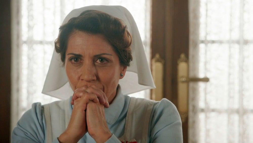 Las palabras de Carmen describen el emotivo final de 'Tiempos de guerra'
