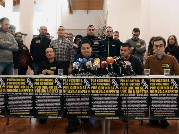 os amigos del ganadero asesinado en Teruel denuncian indefensión
