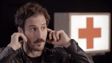 """Álex Gadea sobre el rodaje a una única toma: """"El bombazo era real, ibamos con tapones"""""""