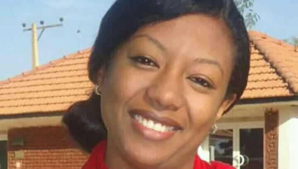 La activista Wini Omer
