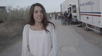 Nuria Herrero: 'Estos siete meses rodando han sido un viaje maravilloso'