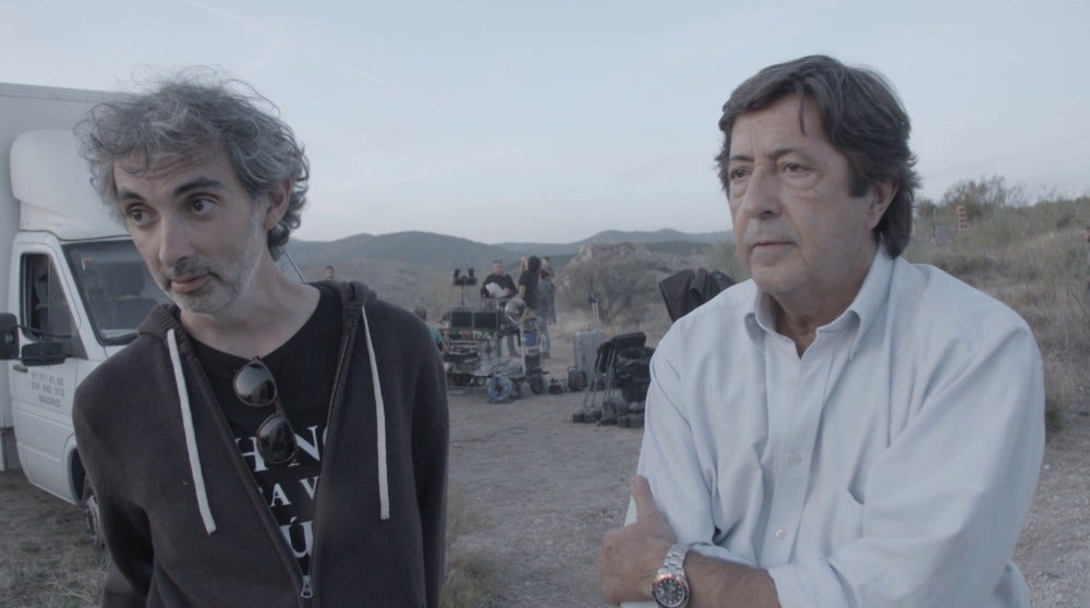 Los directores de 'Tiempos de guerra' reflexionan sobre la primera temporada