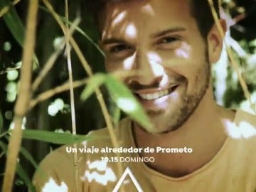Un viaje alrededor de 'Prometo' con Pablo Alborán