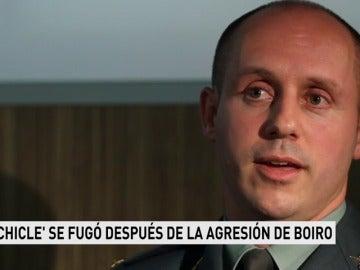 'El Chicle' se fugó después de la agresión en Boiro