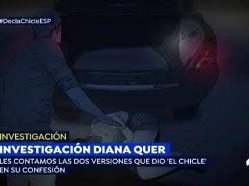 Las dos versiones de 'El Chicle' en su confesión sobre la desaparición de Diana Quer