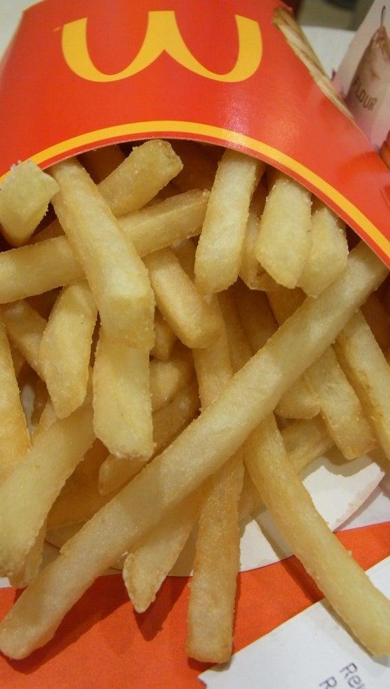 Las patatas fritas de McDonald's sirven para...