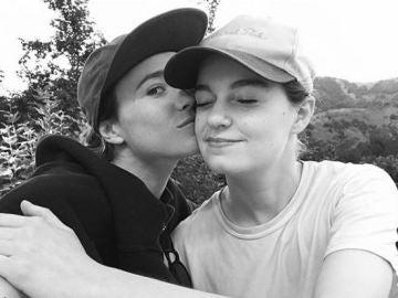 Ellen Page y Emma Portner
