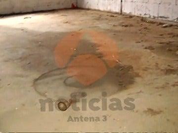 Imágenes en exclusiva del interior de la nave de Asados donde apareció el cuerpo de Diana Quer