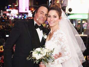 La boda de Maria Menounos y Keven Undergaro
