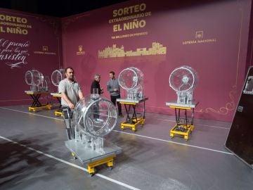 La ilusión de 'El Niño' llega a Ávila con el desembarco de los bombos