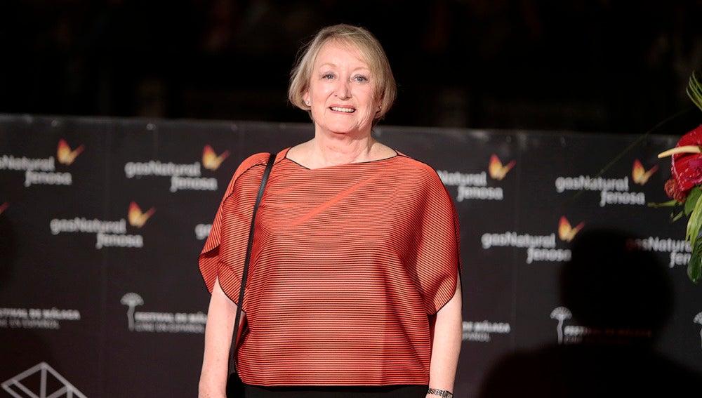 Yvonne Blake, presidenta de la Academia de Cine