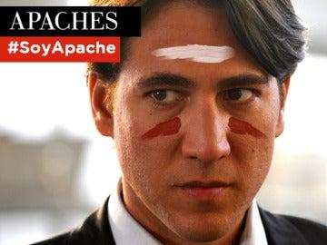 Unéte al movimiento #SoyApache en las redes sociales