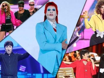 ¡Vota por la mejor actuación de la sexta edición de 'Tu cara me suena'!