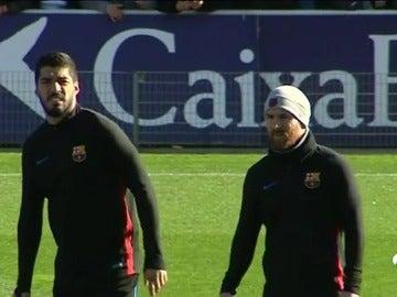 """Menos 'esteladas' que nunca en el Miniestadi: """"A lo mejor viendo la reacción de Messi se dan cuenta de lo que han hecho"""""""