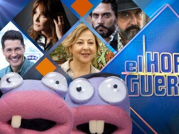 Humor y mucho talento con Carla Bruni, Paco León, Paco Tous, Jaime Cantizano y Carmen Machi la próxima semana en 'El Hormiguero 3.0'