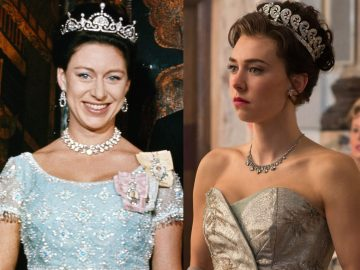 Vanessa Kirby ha sido la princesa Margarita en las dos primeras temporadas de 'The Crown'