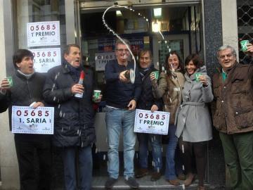 Celebración en Bilbao