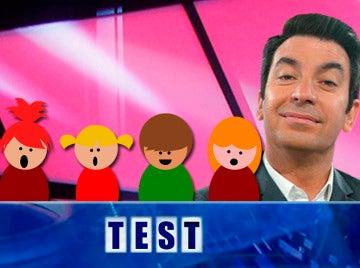 ¿Sabrías responder a las preguntas del especial de niños de '¡Ahora caigo!'?