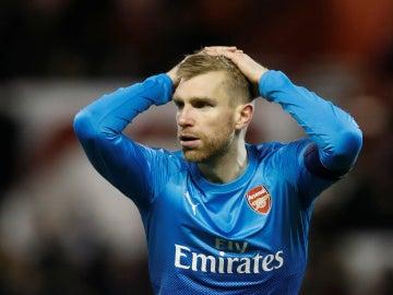Arsenal eliminado de la FA Cup