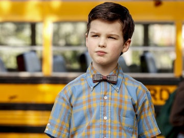 'El joven Sheldon'