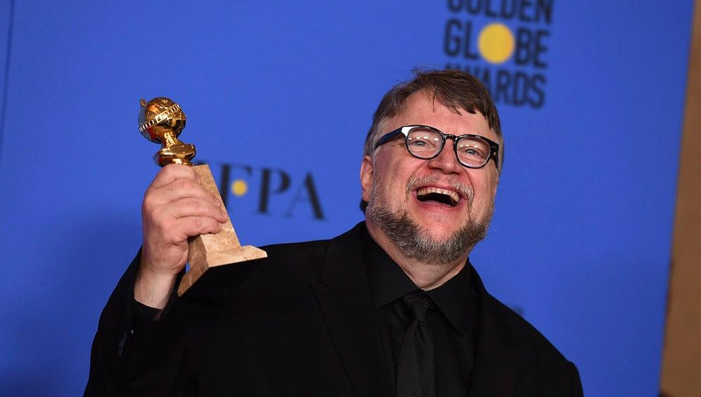 Guillermo del Toro, Mejor Director por 'La forma del agua'