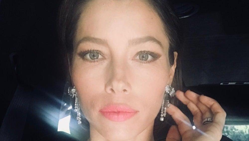 Jessica Biel Instagram