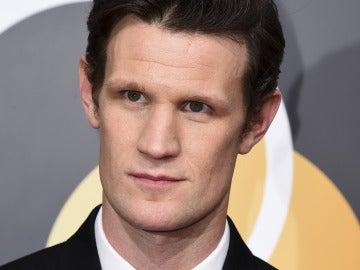 Matt Smith, de 'The Crown', en los Globos de Oro