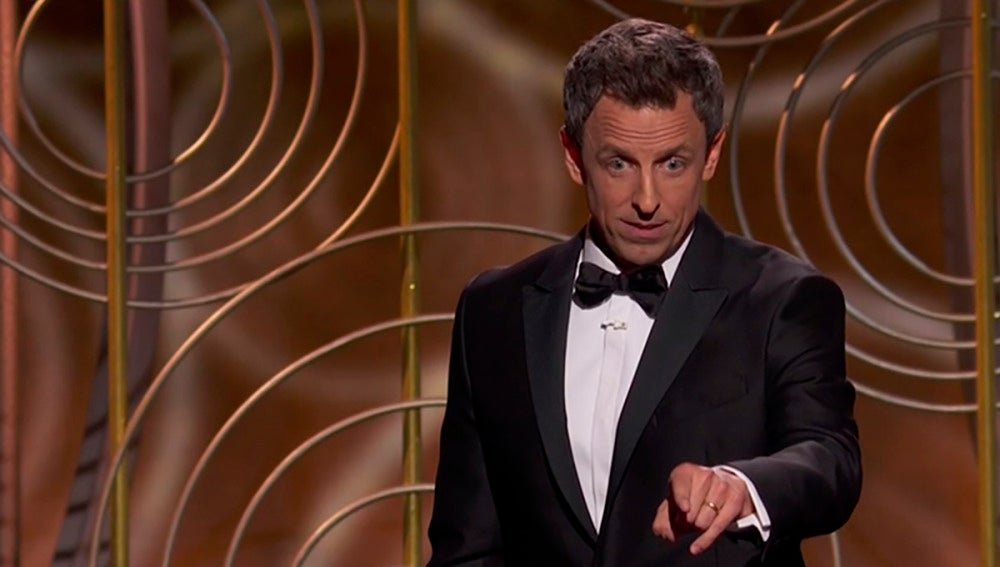 Seth Meyers, presentador de la gala de los Globos de Oro 2018