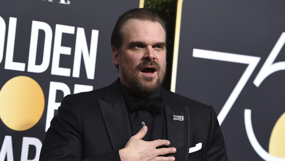 David Harbour está nominado por 'Stranger Things'