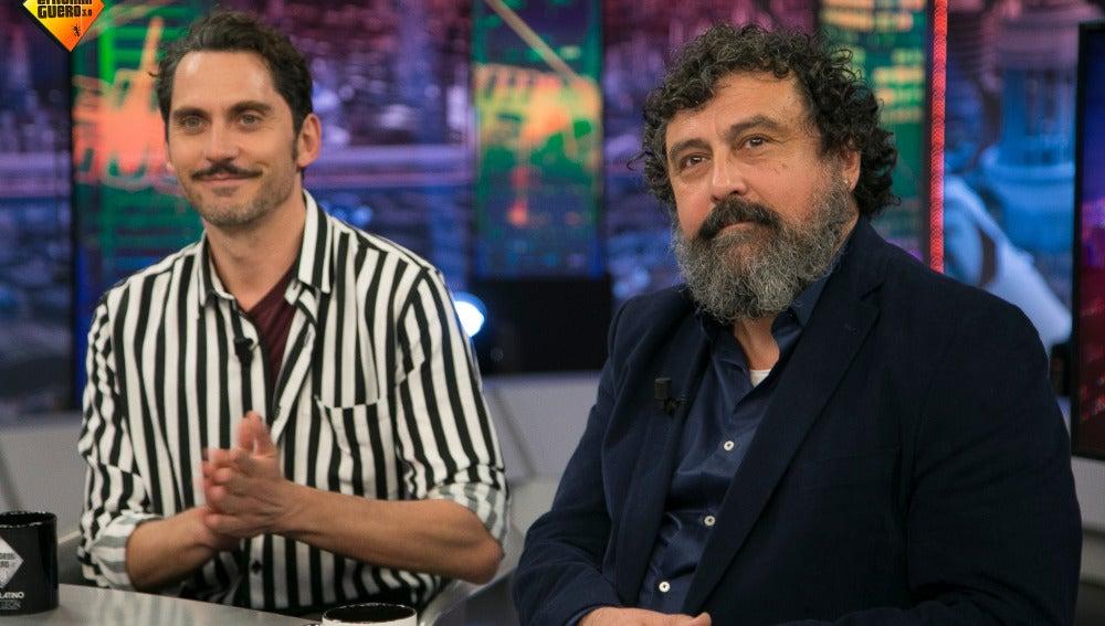 """Paco Tous, tras recordar su escena final en 'La casa de papel': """"He muerto siete veces"""""""