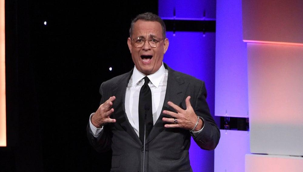 Tom Hanks, héroe nacional