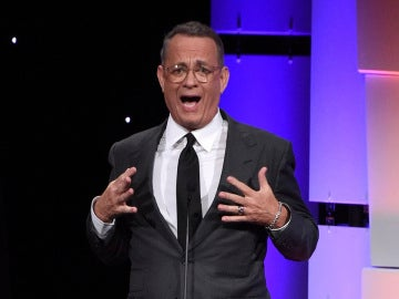 Tom Hanks, héroe nacional