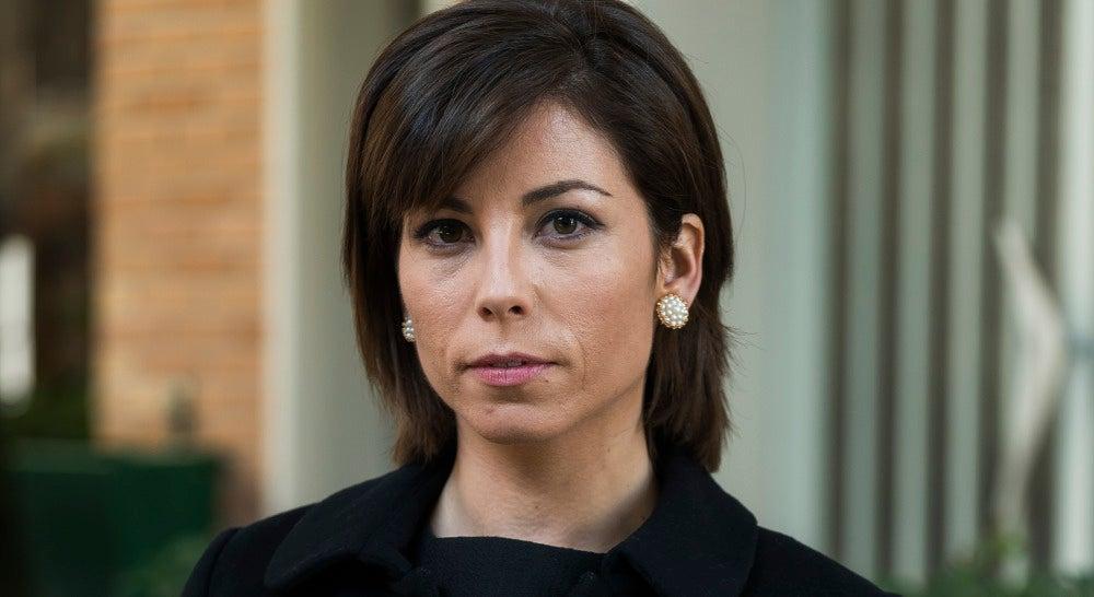 Paula Blanco es Raquel Carrión