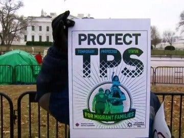 Líder de Congreso confía que salvadoreños amparados en TPS logren residencia