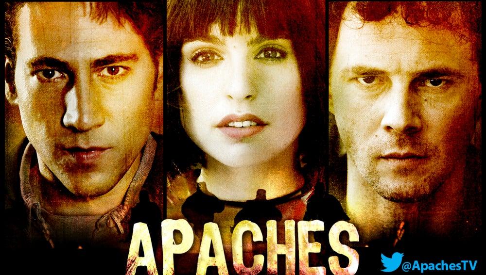 Así vivimos el seguimiento del primer capítulo de 'Apaches' en redes sociales