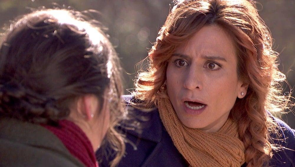 Marcela se pone de parto en la peor de las situaciones