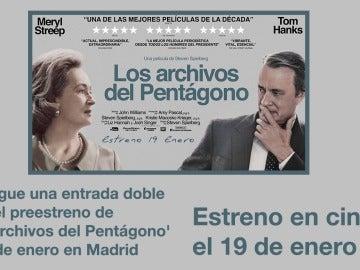 Concurso 'Los archivos del Pentágono'