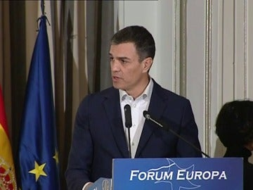 Sánchez propone la creación de dos nuevos impuestos para sostener el sistema de pensiones