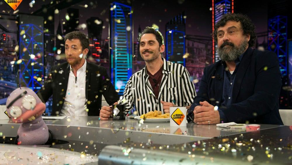 Paco Tous y Paco León se divierten en una fusión de 'Pacos'