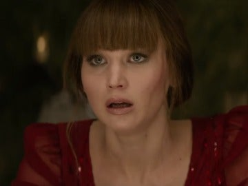 Jennifer Lawrence en 'Gorrión rojo'