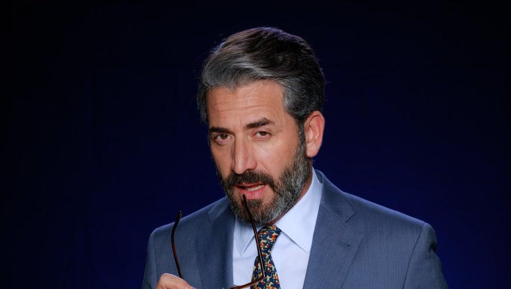 Antonio Garrido es Efe