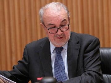 Ex  ministro de economía, Pedro Solbes